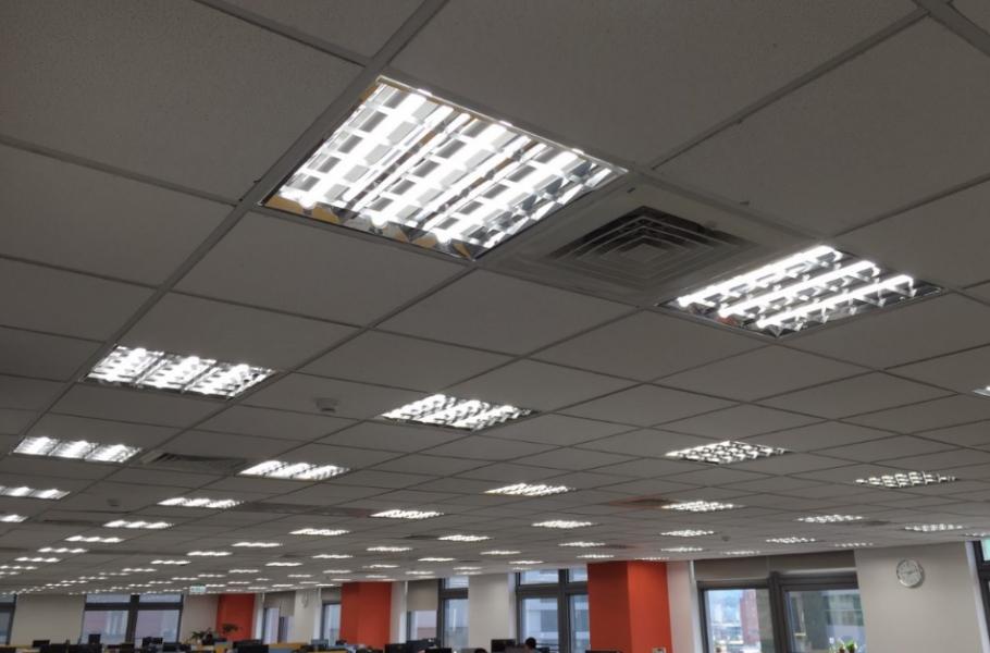 T8高效格柵燈 改善辦公室照明